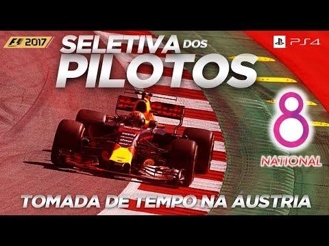 SELETIVA DE PILOTOS - CAT. NATIONAL - 8ª TEMP. - F1 2017 🌎 WorldBR E-Sports 🌐