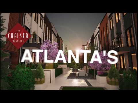 The Chelsea Westside - New Townhomes in Atlanta GA