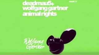 Deadmau5 and Wolfgang Gartner - Animal Rights [HD]