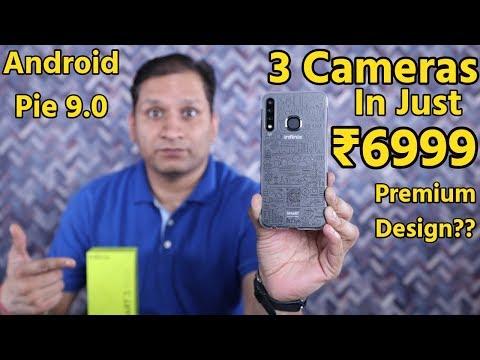 Infinix Smart 3 Plus | Triple Camera | Premium Design | Big Battery | Best Display