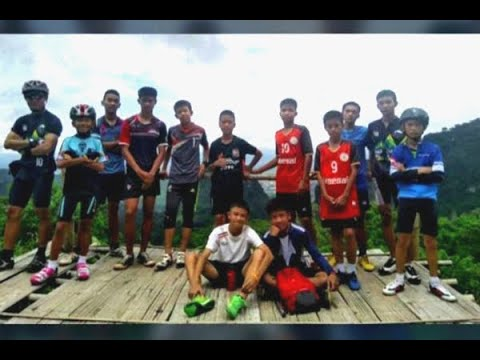 Após 18 dias dentro de caverna, meninos são resgatados na Tailândia | SBT Brasil (10/07/18)