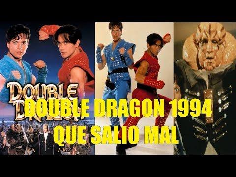 Double Dragon La Pelicula 1994 Que Salio Mal y Curiosidades