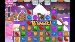 Candy Crush Saga, Level 1395, 1 Star, No Boosters