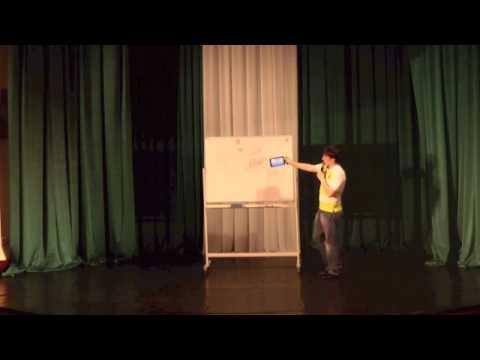 Как организовать флешмоб. Мастер-класс Владимир Друганов
