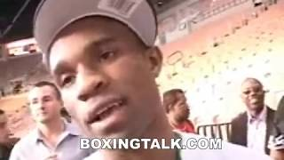 Vivian Harris Interview after win over Lazcano! Boxingtalk Classic