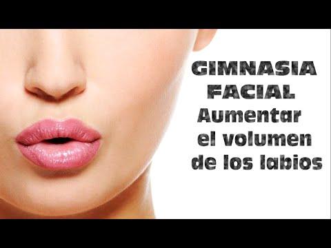 GIMNASIA FACIAL- Labios más grandes y carnosos - Ejercicios para aumentar el volumen