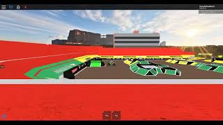 Gas Monkey Garage Freestyle @ SkyX ROBLOX Monster Jam World Finals XIX