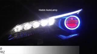 Toyota Fortuner VRZ DRL Lexus Style - Hedot AutoLamp