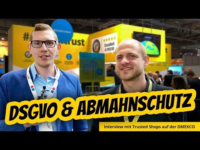 DSGVO & Abmahnschutz | Wie hilft Trusted Shops dabei? Datenschutz 360