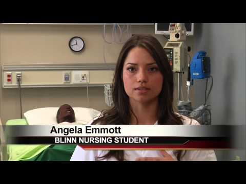 Blinn College Nursing Grant