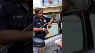 POLICE OFFICER REACTS TO MAGIC!! 🤣 - #Shorts