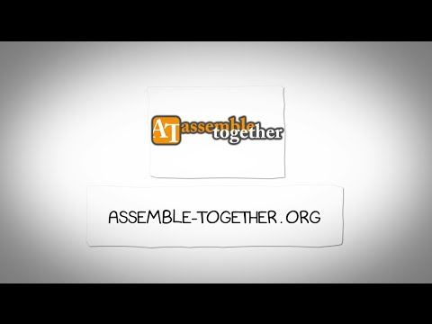 Assemble Together - a Cleaner Social Media
