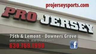 Sports Apparel, Blackhawks Jerseys & more | Pro Jersey Sport