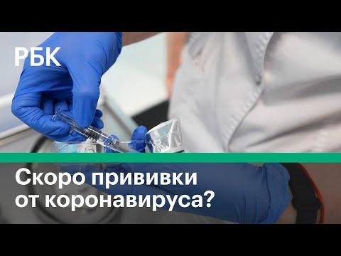 Российская вакцина от коронавируса доказала эффективность