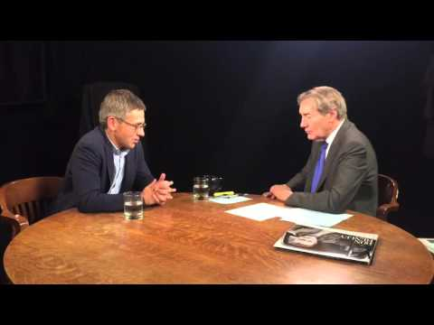 Ian Bremmer and Charlie Rose: US-China cyber security
