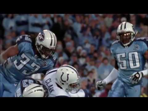 Tennessee Titans Flashback | Titans VS Colts 2008