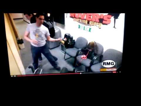Dieter Attacks Charlie