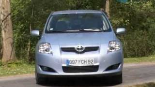 Essai Toyota Auris