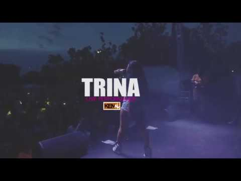 TRINA 2017 Performing live! (4K Video)