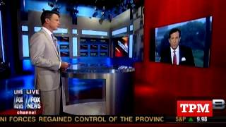 Chris Wallace Calls Interruption By Daily Caller Reporter 'Outrageous'