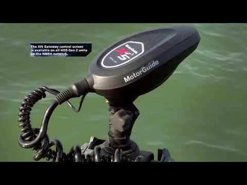 How To: MotorGuide Lowrance Pinpoint GPS System