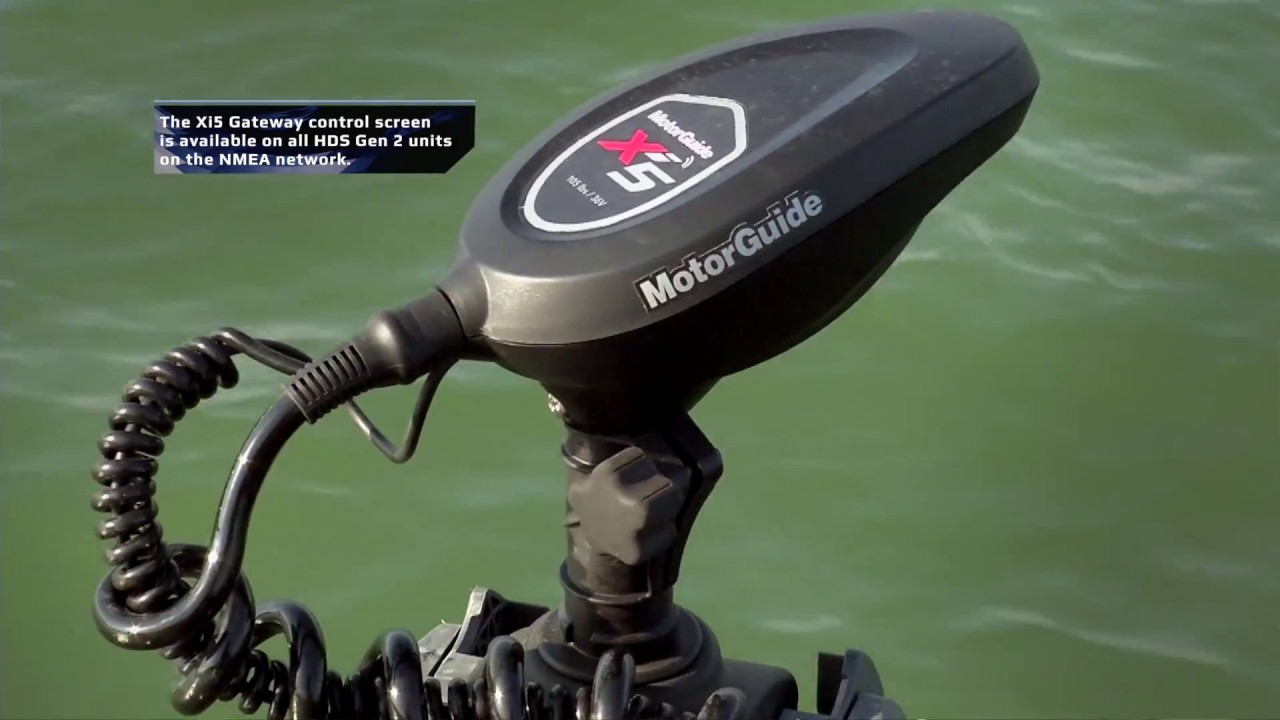 How To Motorguide Lowrance Pinpoint Gps System Youtube 24v Trolling Motor General Discussion Forum Indepth Outdoors