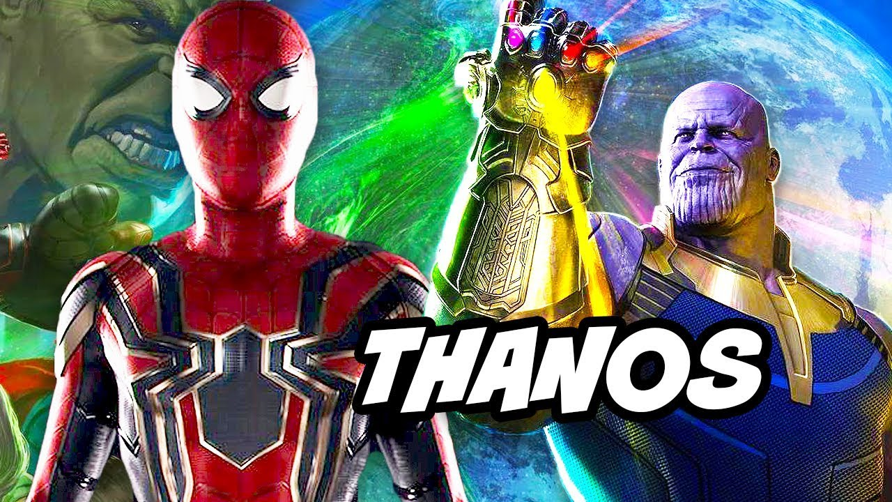 Avengers Infinity War Thanos Scene and Superbowl Trailers Explained
