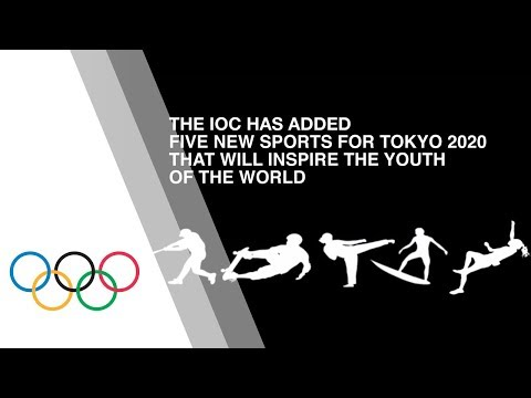 New Sports introduced for Tokyo 2020