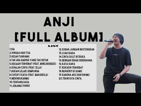 ANJI FULL ALBUM