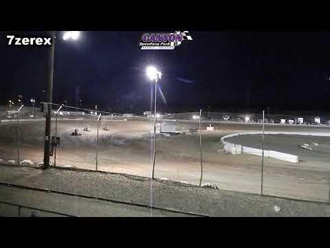 Arizona Micro Sprints Heat 2 Canyon Speedway Park 6-8-2019
