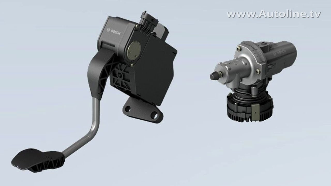 Driving a Manual Made Easy - Bosch eClutch