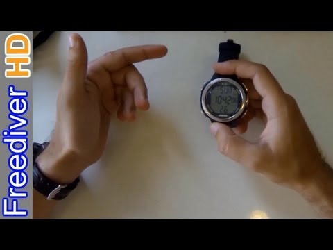 Aeris F11 - Freediving Watch Review