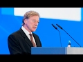 Yves Mersch - Digital transformation: Europe's integrated market of tomorrow - 31 January 2017