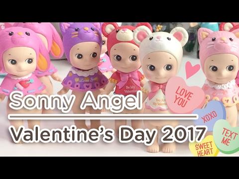 Sonny Angel Valentine's Day 2017 : Unboxing Blind Box ♡♡♡