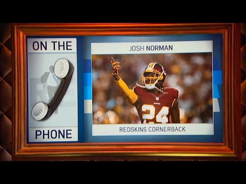 Washington Redskins CB Josh Norman Dials in to The RE Show - 5/22/17