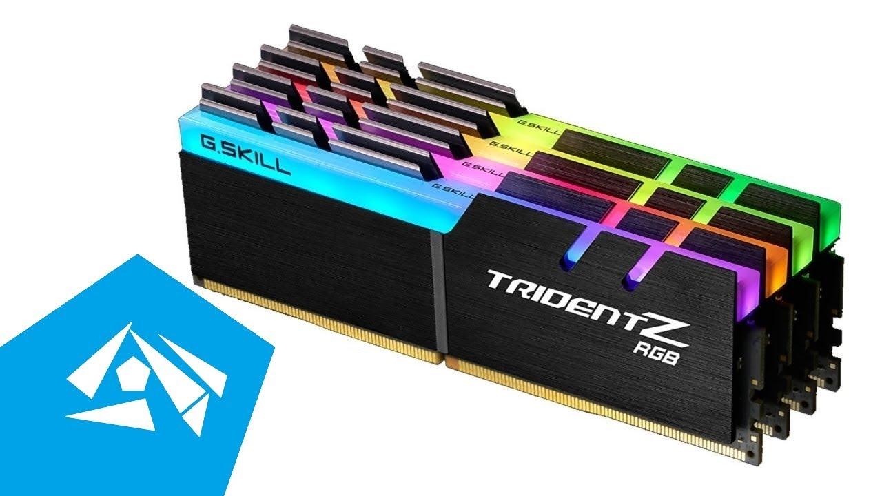 2019 Top 5 DDR4 Ram (RGB)