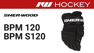 Sherwood BPM120 & ShotBlocker Glove Review