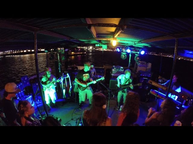 Strange Machines Rock On! Concerts Boat Cruise Whole Set (SOLD OUT)