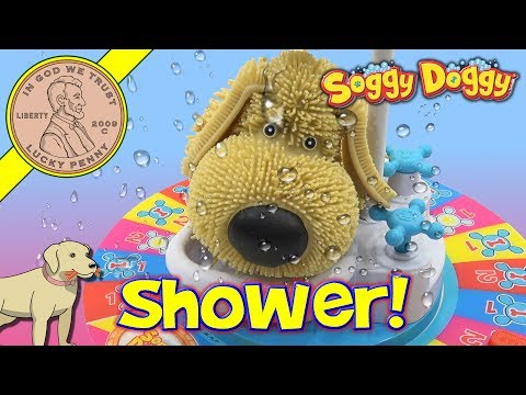 Soggy Doggy Wet Dog Family Board Game - Cuter Than Butch?