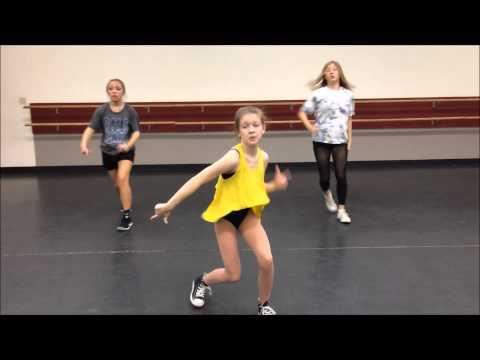23 ( Miley Cyrus, Wiz Khalifa & Juicy J)   Choreographed by Kelsey Layne