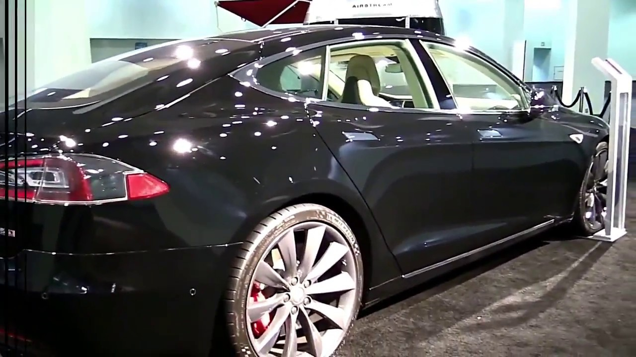 2017 Tesla Model S P100d Exterior And Interior First Impression