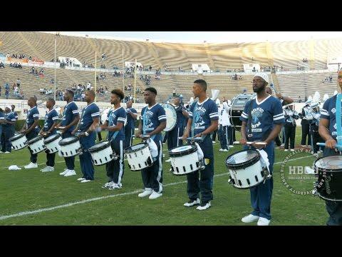 HBCU Drumline:  JSU War & Thunder Alumni Homecoming 2016 [4K ULTRA HD]