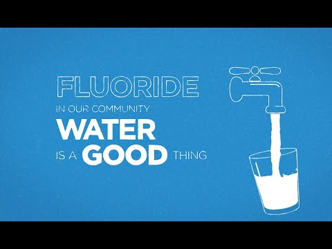 why fluoride in your tap water is a good thing youtube