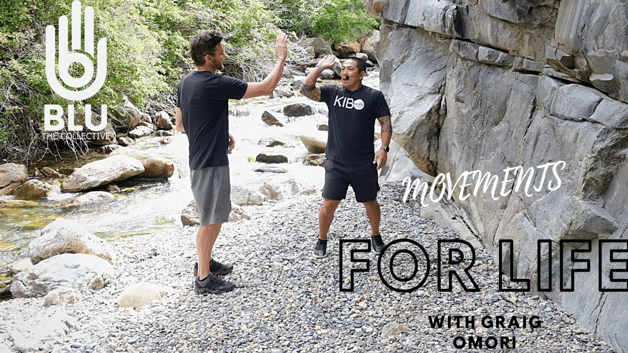 15 min-BODYWEIGHT WORKOUTS FOR everyBODY-MOVEMENTS FOR LIFE-CREEKSIDE EDITION