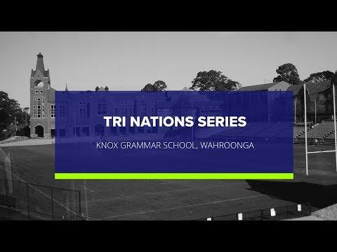 2017 International Schoolboy Tri Nations: Knox Grammar School