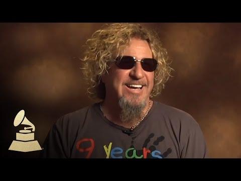 Sammy Hagar - Do You Miss Your Friendship With Eddie Van Halen? | GRAMMYs