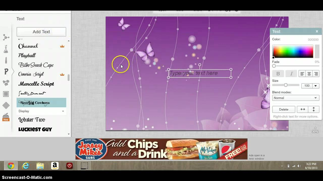 How to create Channel Art for your Animal Jam Channel! - YouTube