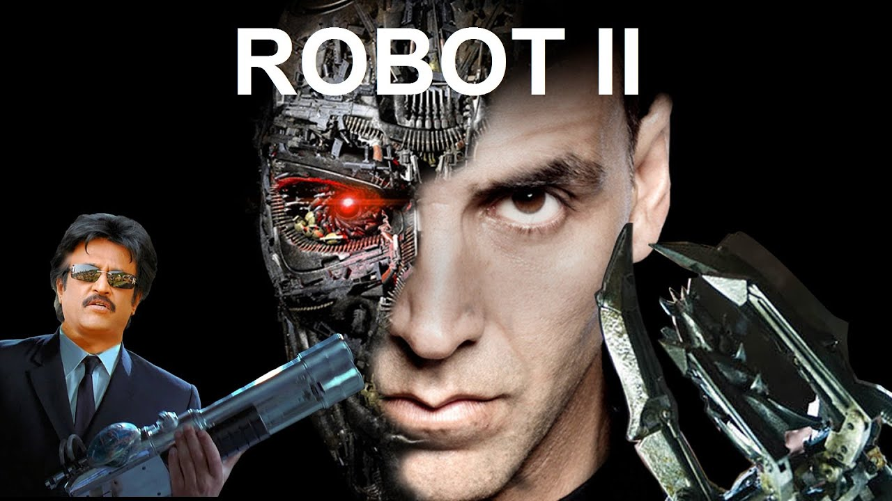 Download ROBOT 2 New Trailer  2016 Unofficial Trailer