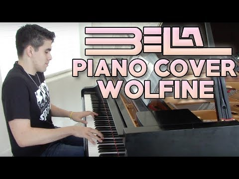 """bella""---piano-cover-+-partitura-(sheet-music)---wolfine-|-george-vidal"