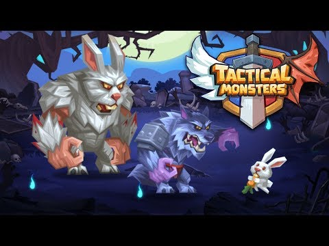 Tactical Monsters Rumble Arena #5 - Turn Based Gameplay - Bunny Nor Thumper - 동영상